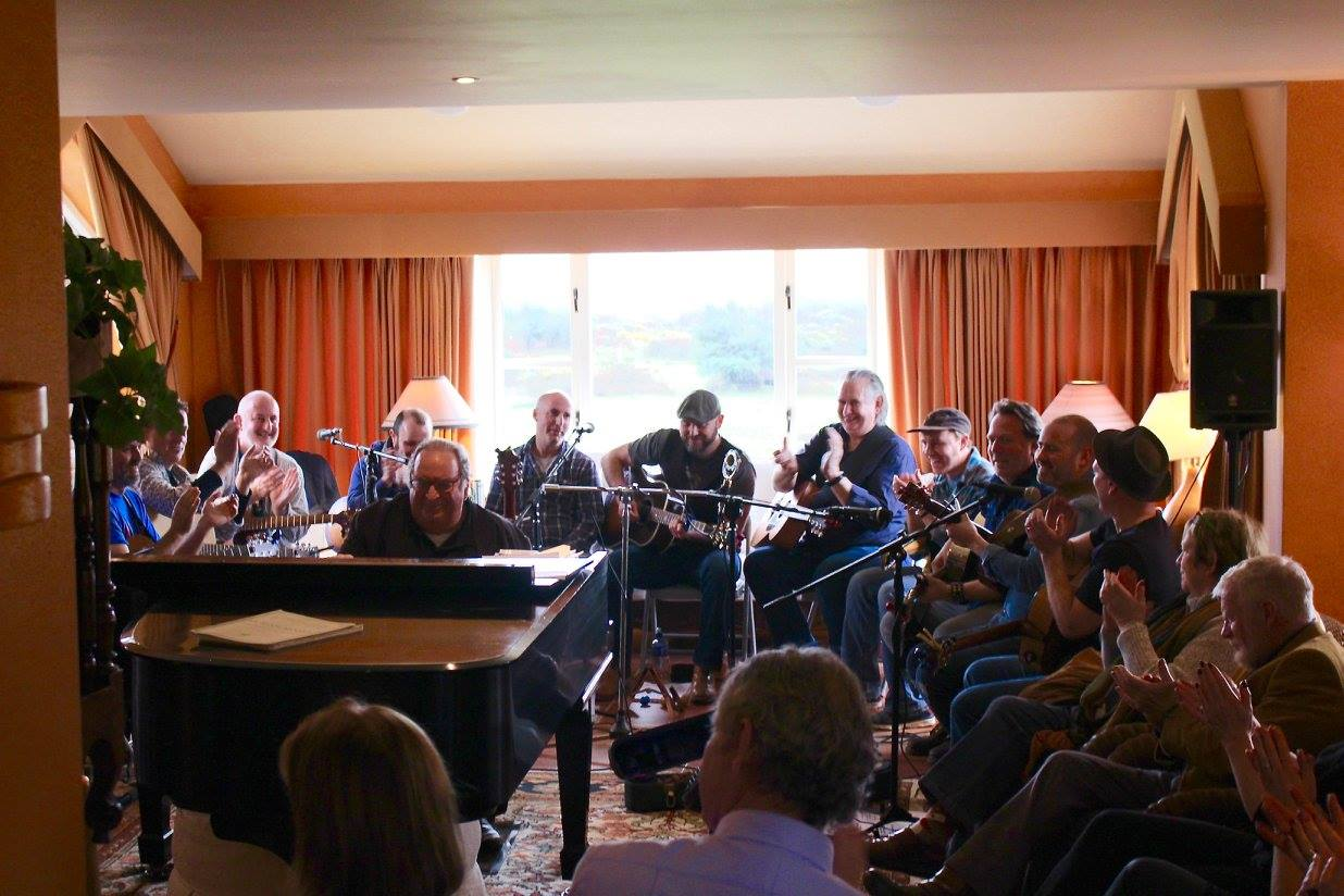 THE WHITE HORSE GUITAR CLUB WITH DAVID SYME